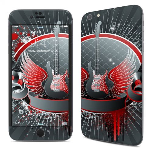 Rock Out iPhone 6s Plus Skin