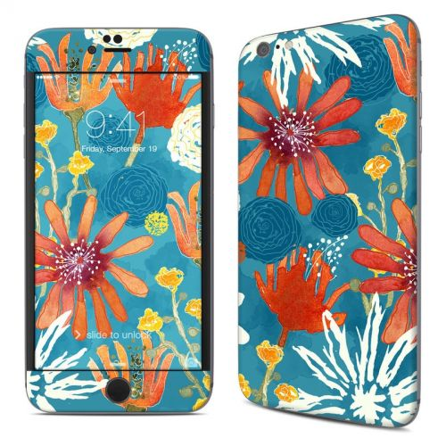 Sunbaked Blooms iPhone 6s Plus Skin