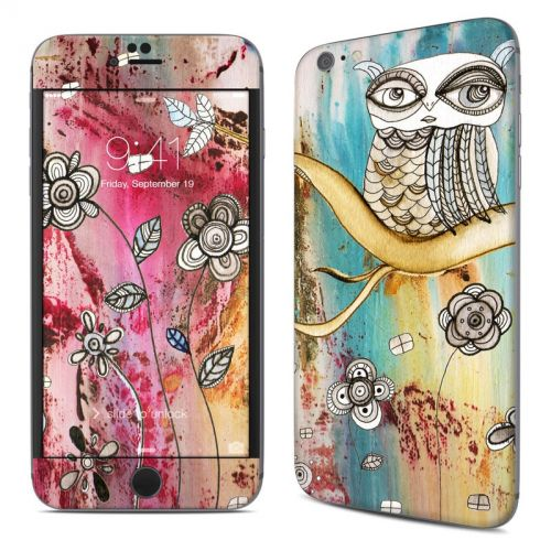 Surreal Owl iPhone 6s Plus Skin
