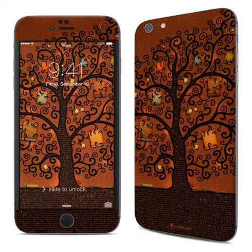 Tree Of Books iPhone 6s Plus Skin