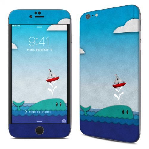 Whale Sail iPhone 6s Plus Skin