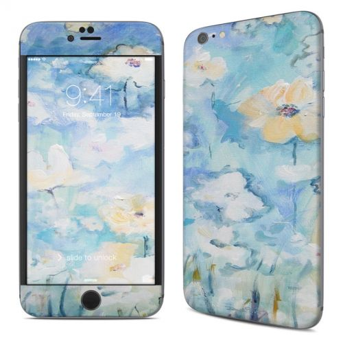 White & Blue iPhone 6s Plus Skin