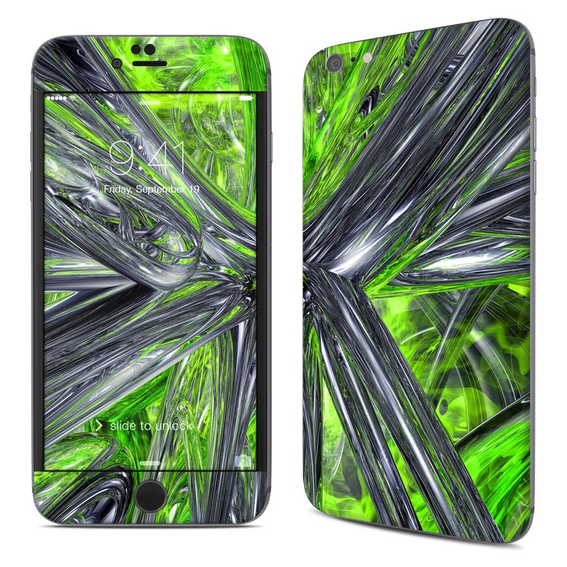 Emerald Abstract iPhone 6s Plus Skin