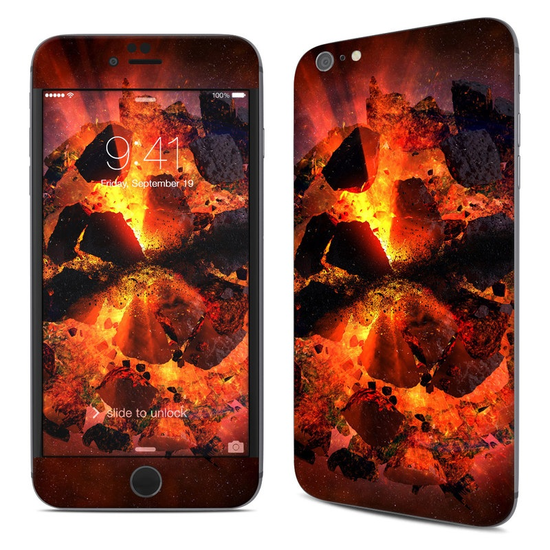 Aftermath iPhone 6s Plus Skin