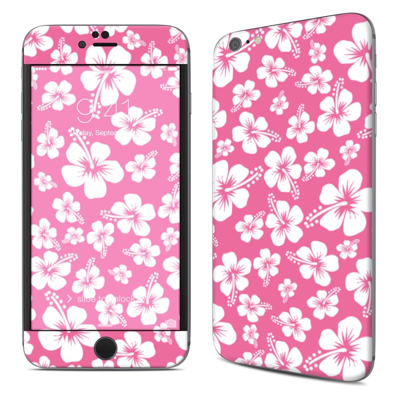 Aloha Pink iPhone 6s Plus Skin