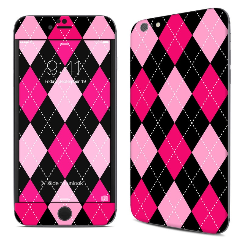 Argyle Style iPhone 6s Plus Skin