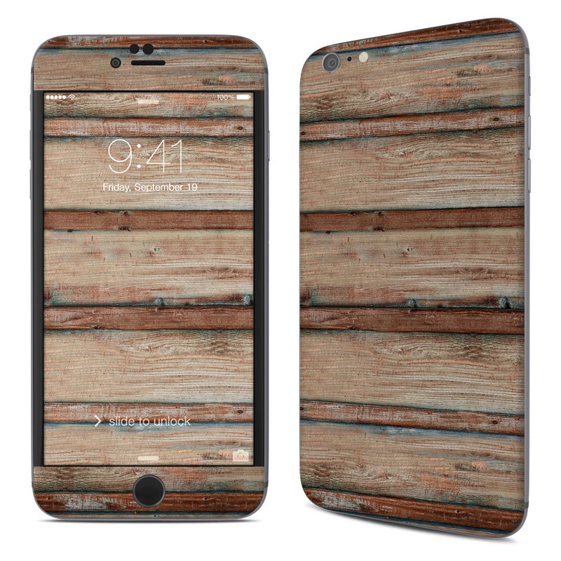 Boardwalk Wood iPhone 6s Plus Skin