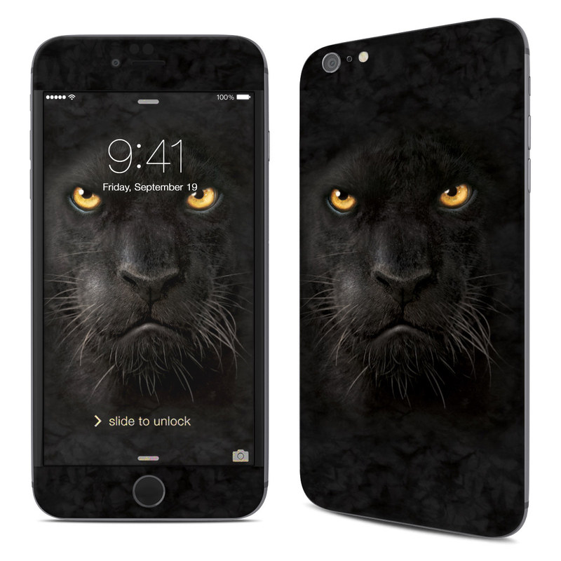Black Panther iPhone 6s Plus Skin