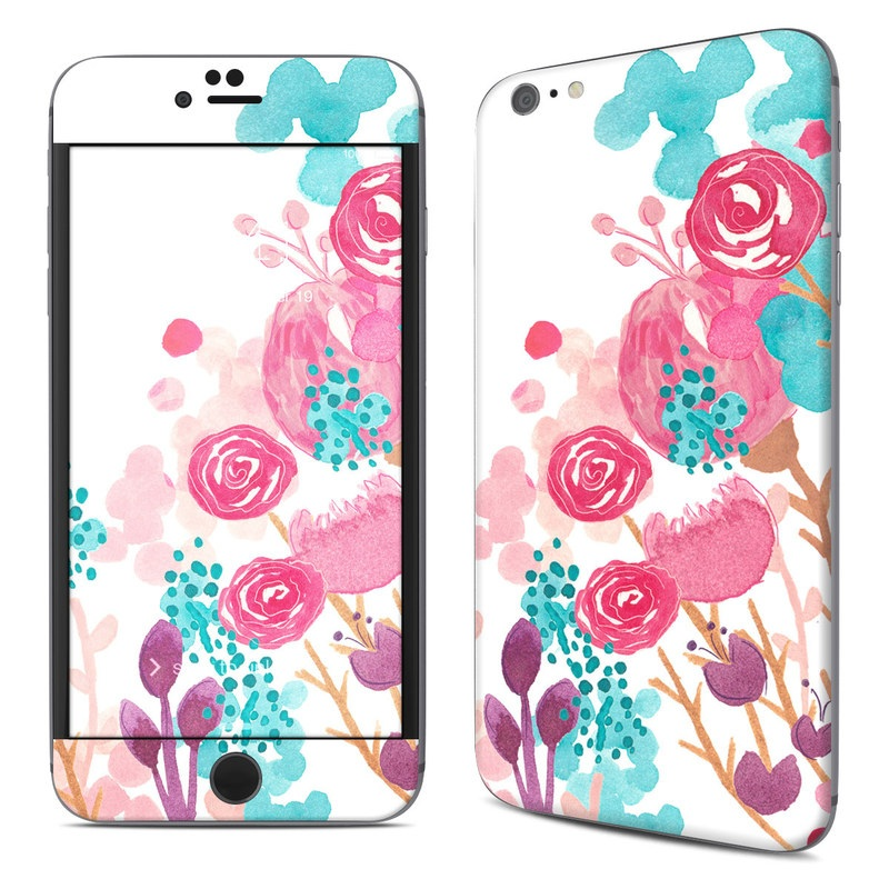Blush Blossoms iPhone 6s Plus Skin
