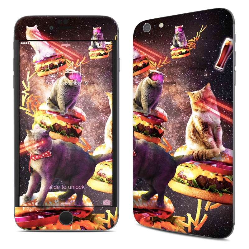 iPhone 6s Plus Skin design of Circus, Performance, Event, Graphic design, Art, Illustration, Fictional character with black, white, purple, brown, gray, yellow, green colors