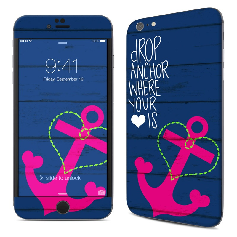 Drop Anchor iPhone 6s Plus Skin