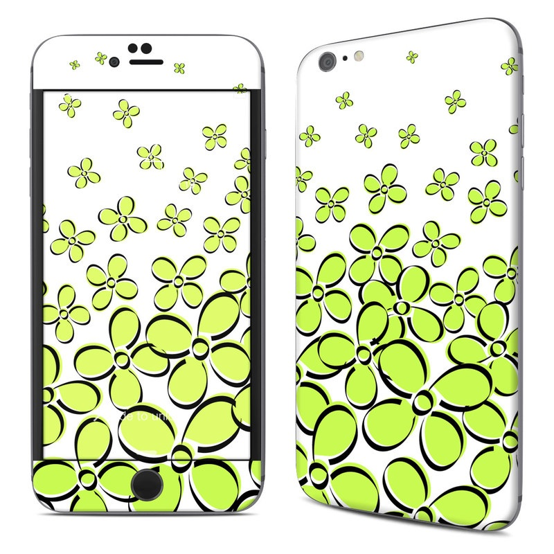 Green iPhone 6s Plus Skin