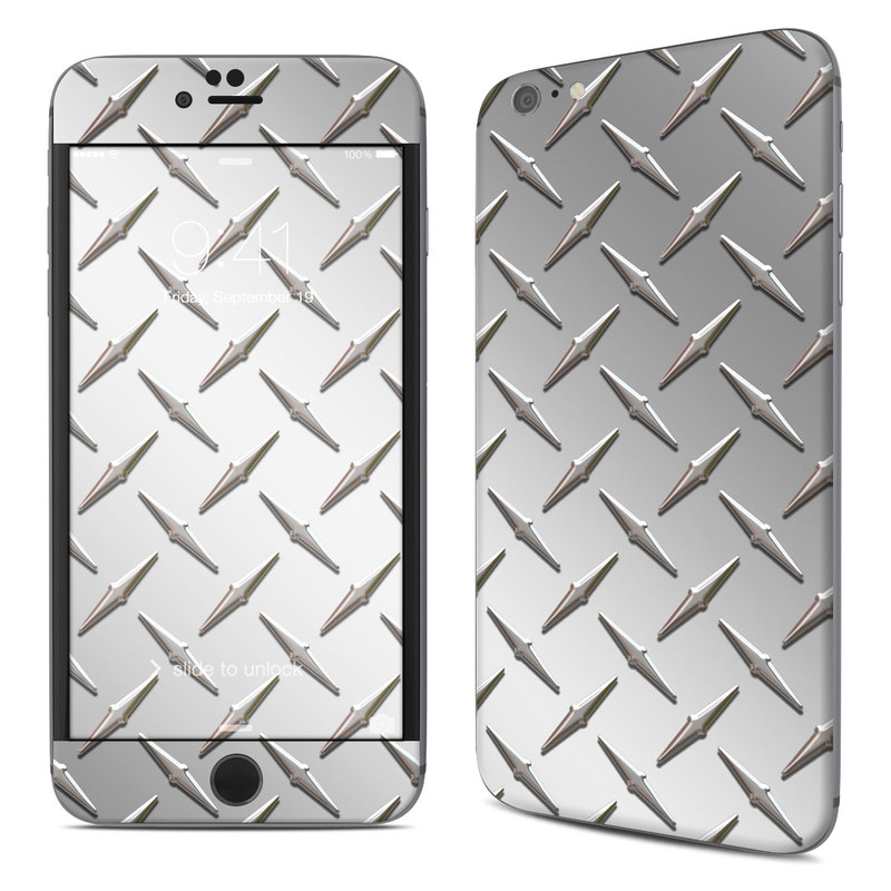 Diamond Plate iPhone 6s Plus Skin