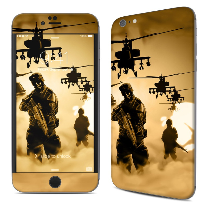 Desert Ops iPhone 6s Plus Skin