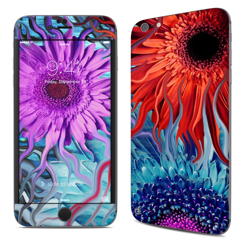 Deep Water Daisy Dance iPhone 6s Plus Skin