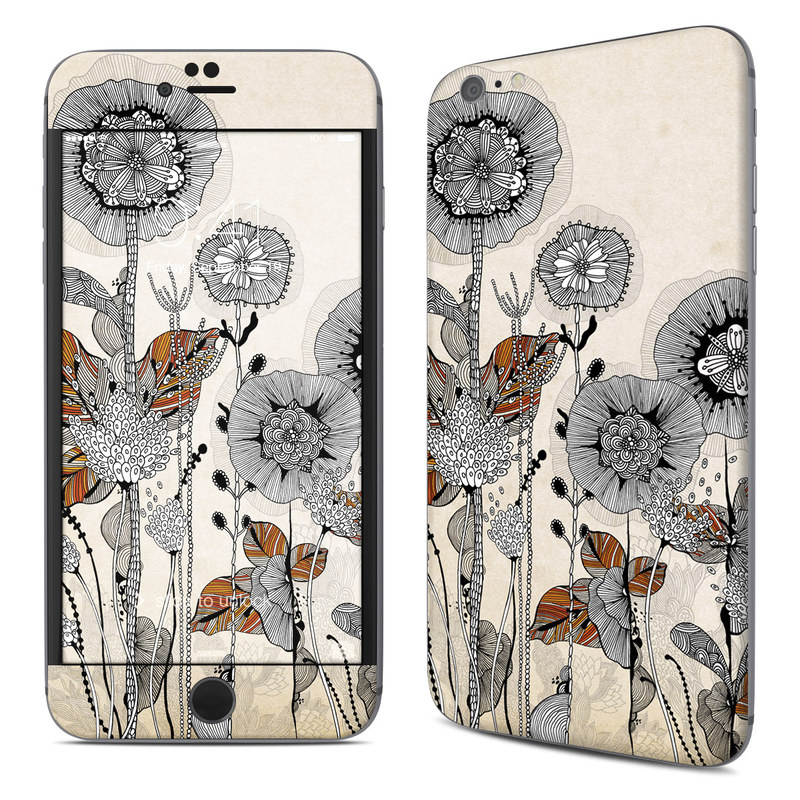 Four Flowers iPhone 6s Plus Skin