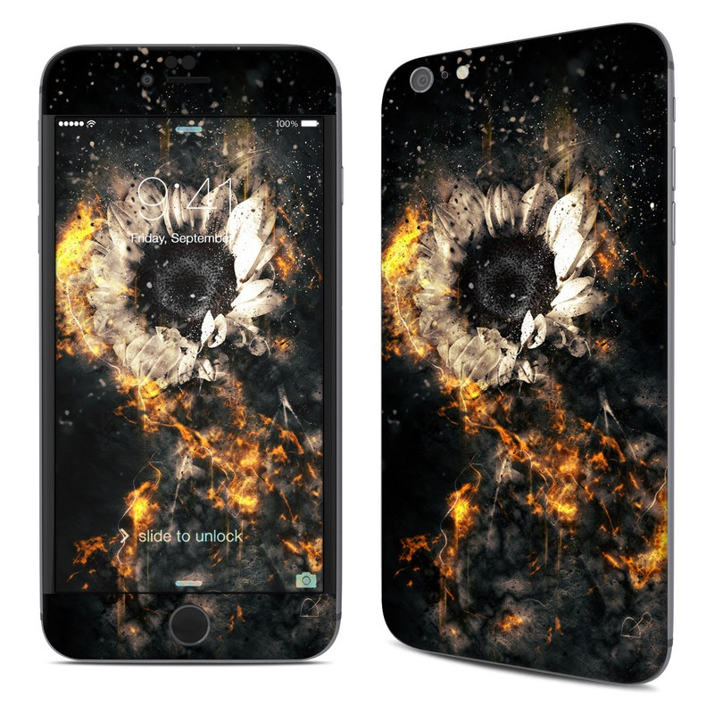 Flower Fury iPhone 6s Plus Skin