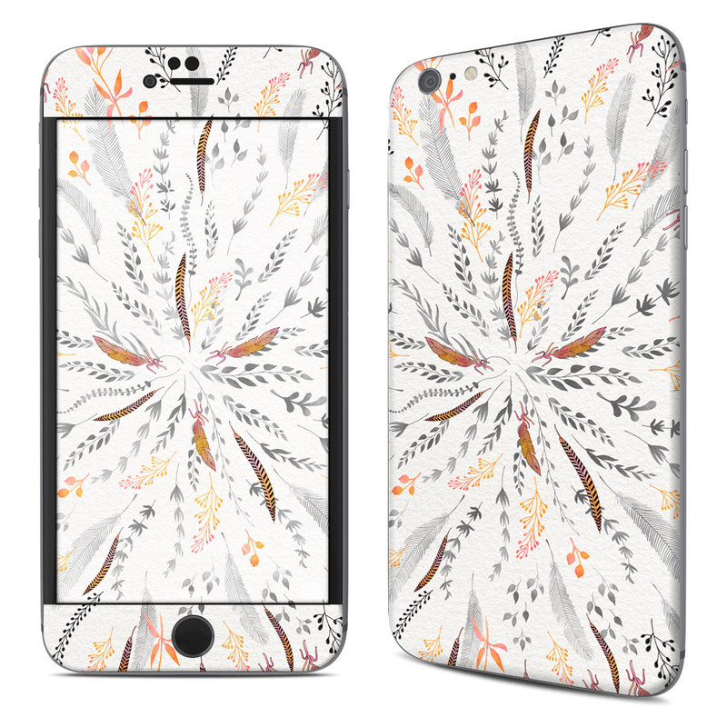 Feather Roll iPhone 6s Plus Skin
