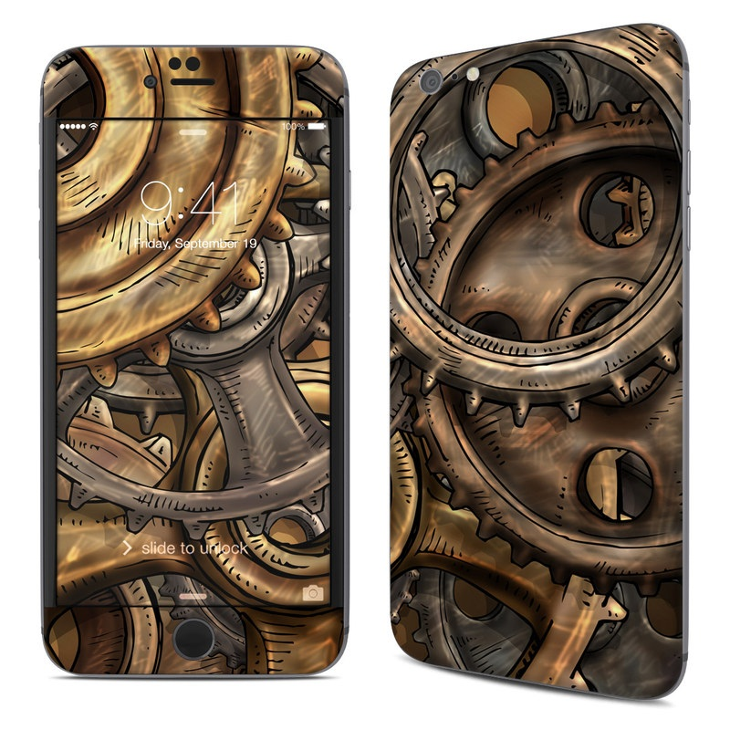 Gears iPhone 6s Plus Skin