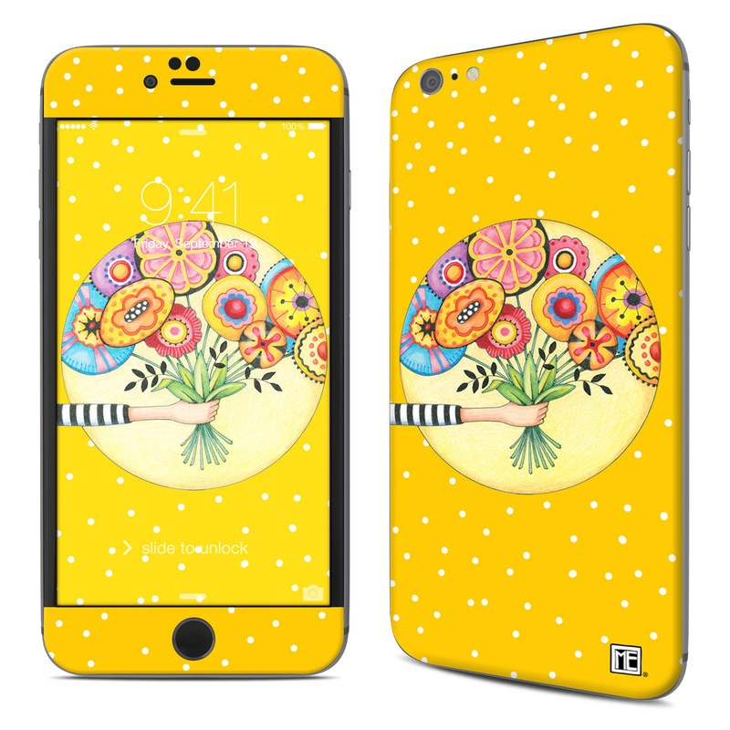 Giving iPhone 6s Plus Skin