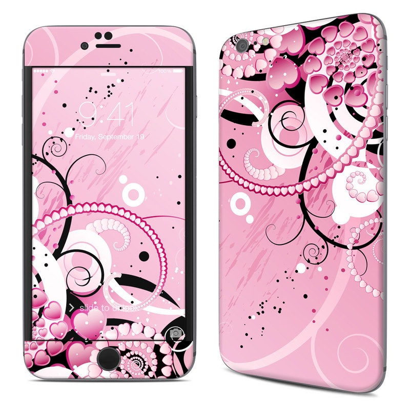 Her Abstraction iPhone 6s Plus Skin