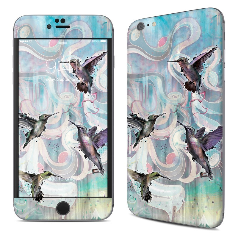 Hummingbirds iPhone 6s Plus Skin