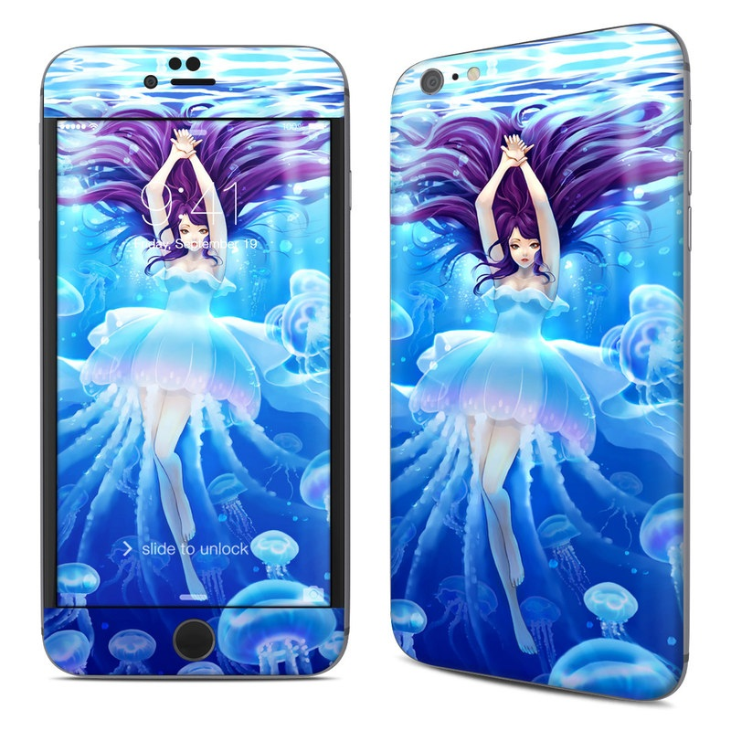 Jelly Girl iPhone 6s Plus Skin