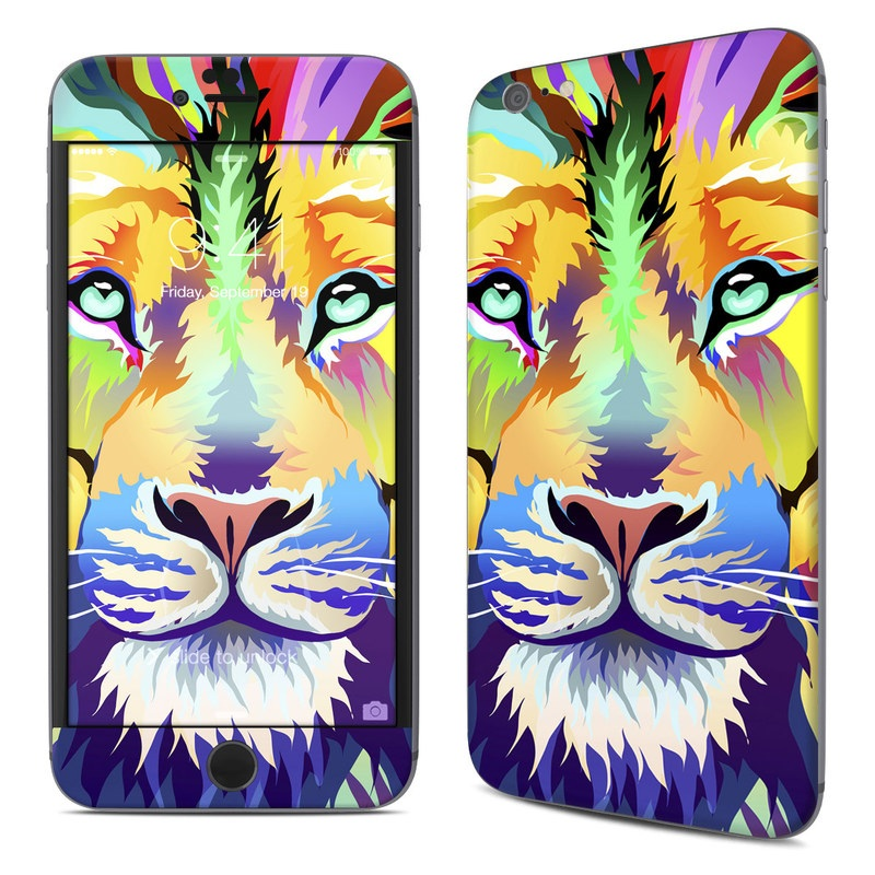 King of Technicolor iPhone 6s Plus Skin