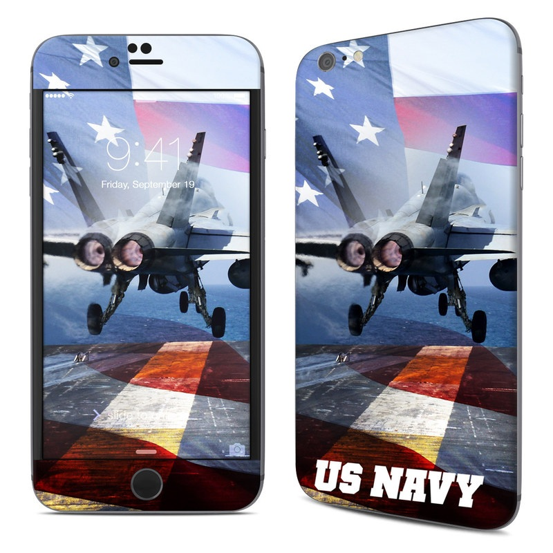 Launch iPhone 6s Plus Skin