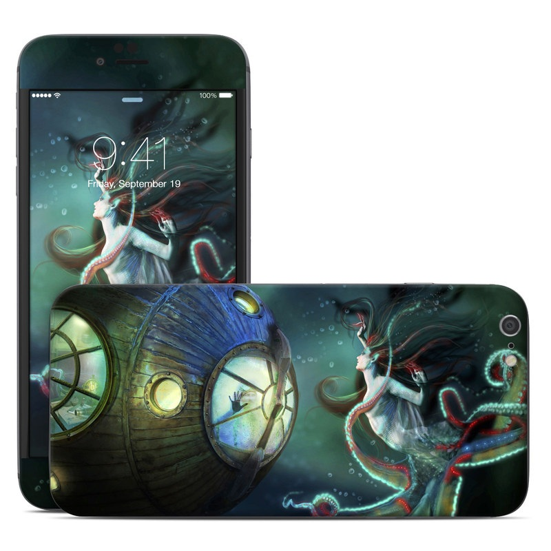 20000 Leagues iPhone 6s Plus Skin