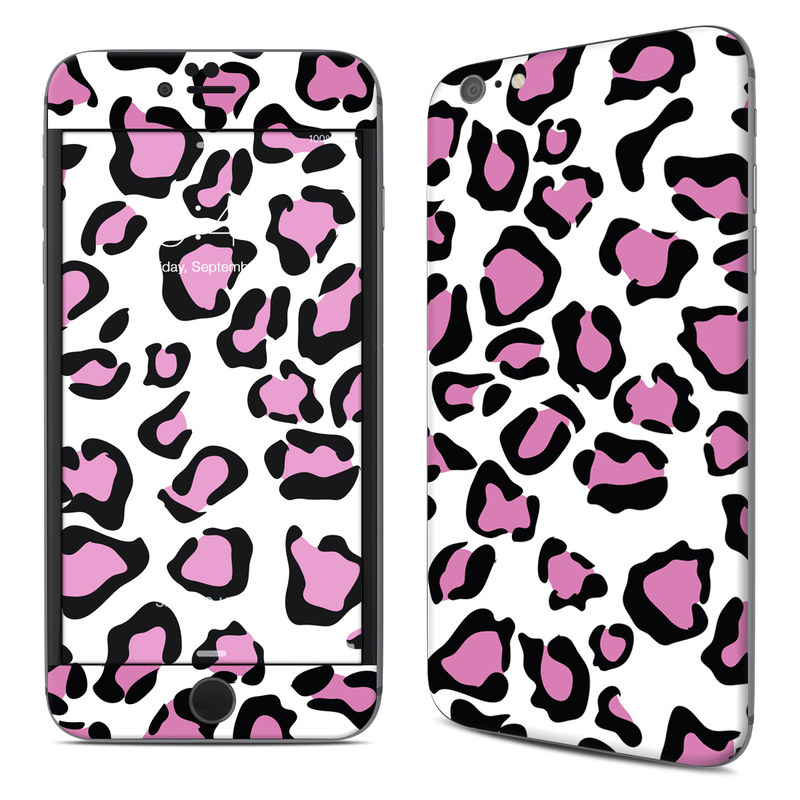 Leopard Love iPhone 6s Plus Skin