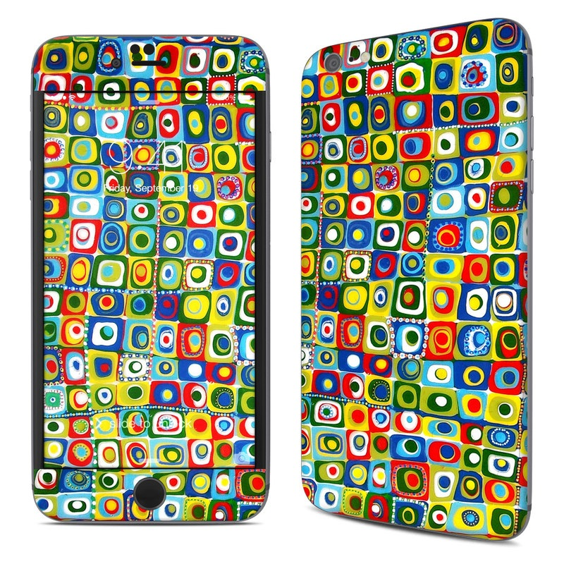 Line Dancing iPhone 6s Plus Skin