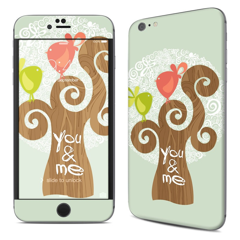 Two Little Birds iPhone 6s Plus Skin