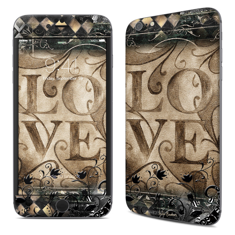 Love's Embrace iPhone 6s Plus Skin