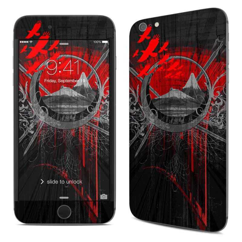 Mount Doom iPhone 6s Plus Skin