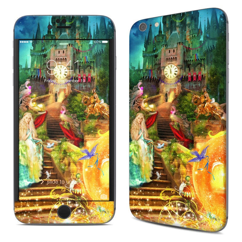 Midnight Fairytale iPhone 6s Plus Skin