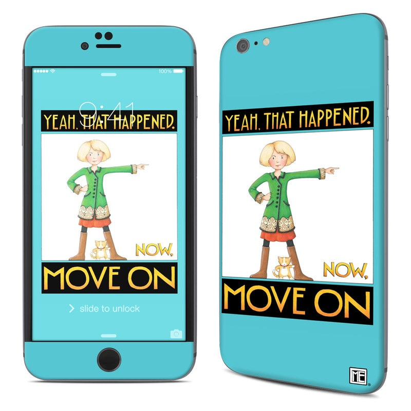 Move On iPhone 6s Plus Skin