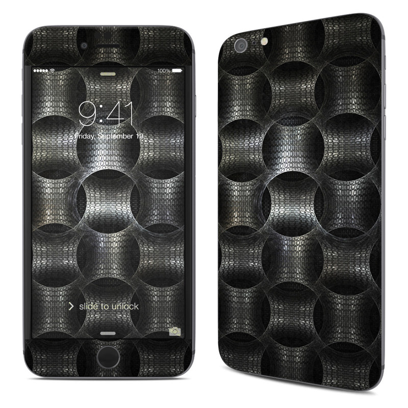 Metallic Weave iPhone 6s Plus Skin