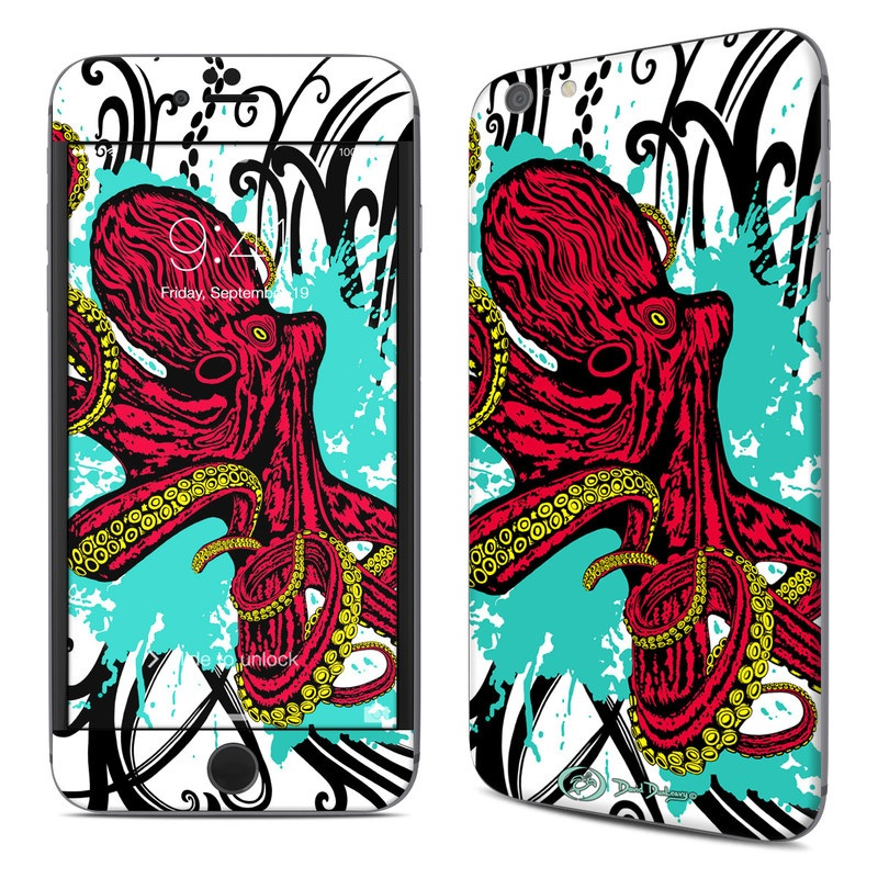 Octopus iPhone 6s Plus Skin