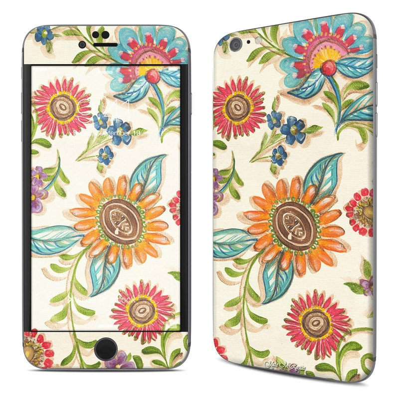 Olivia's Garden iPhone 6s Plus Skin