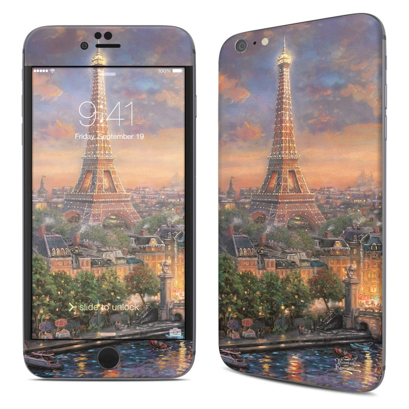 Paris City of Love iPhone 6s Plus Skin