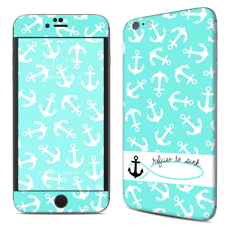 Refuse to Sink iPhone 6s Plus Skin