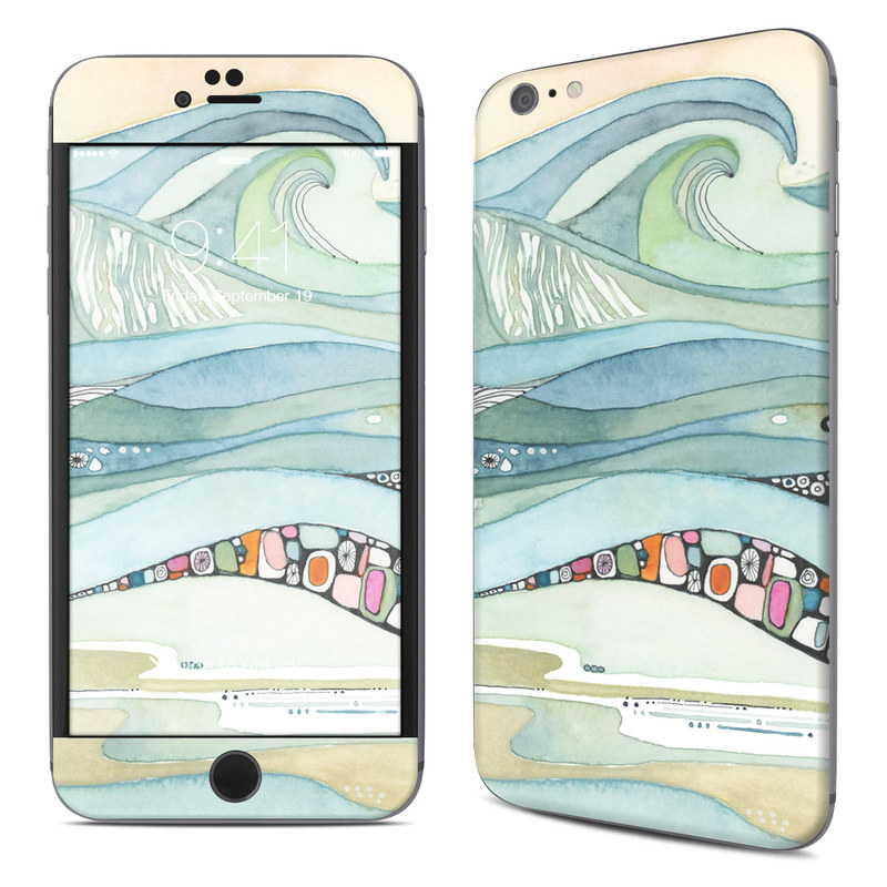 Sea of Love iPhone 6s Plus Skin