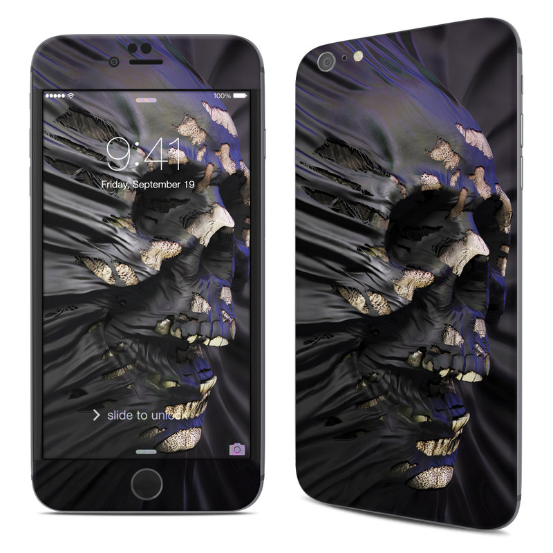 Skull Breach iPhone 6s Plus Skin