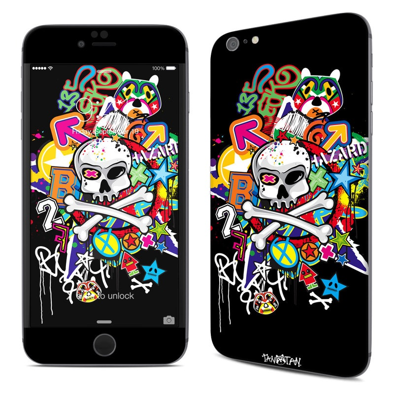 Skulldaze iPhone 6s Plus Skin