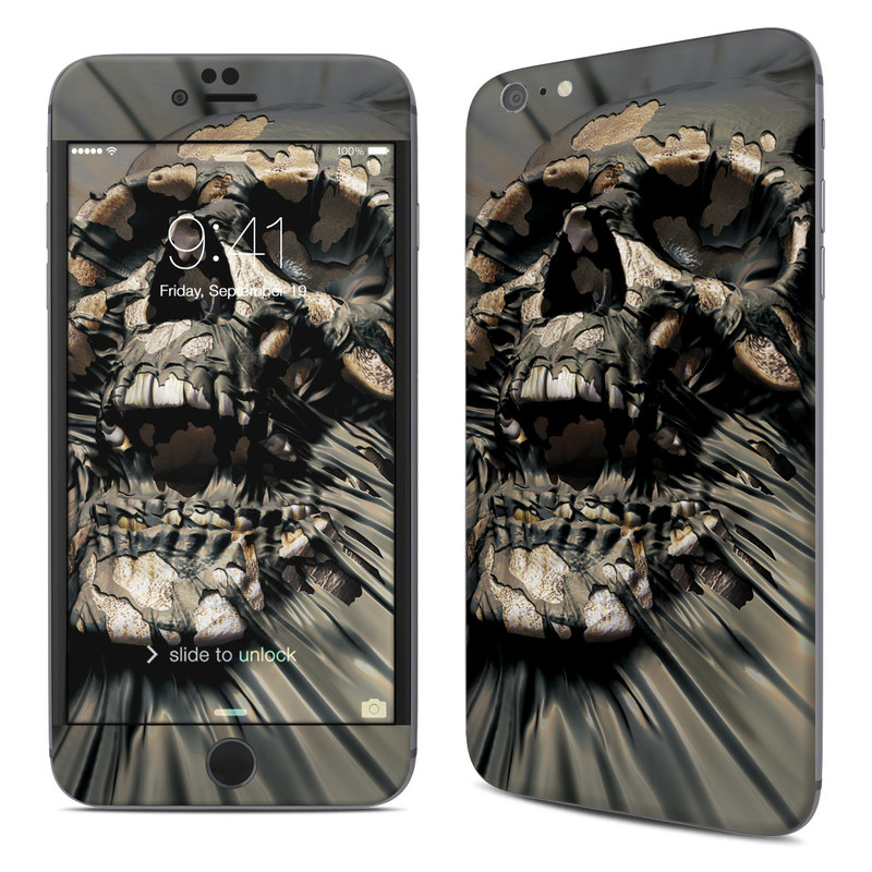 Skull Wrap iPhone 6s Plus Skin