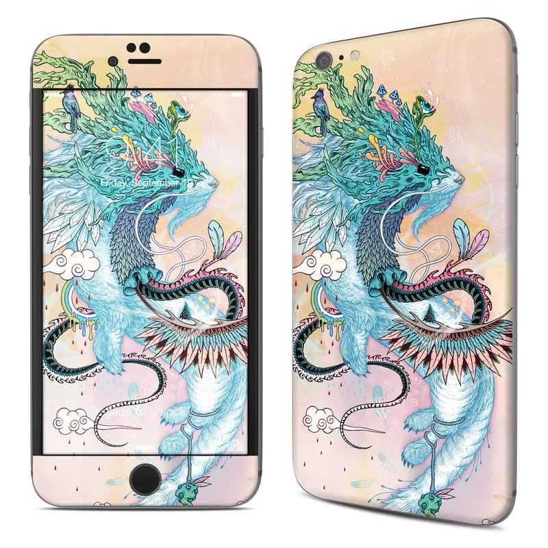 Spirit Ermine iPhone 6s Plus Skin
