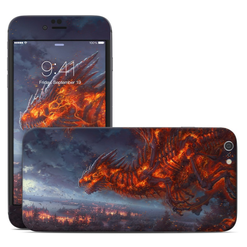 Terror of the Night iPhone 6s Plus Skin