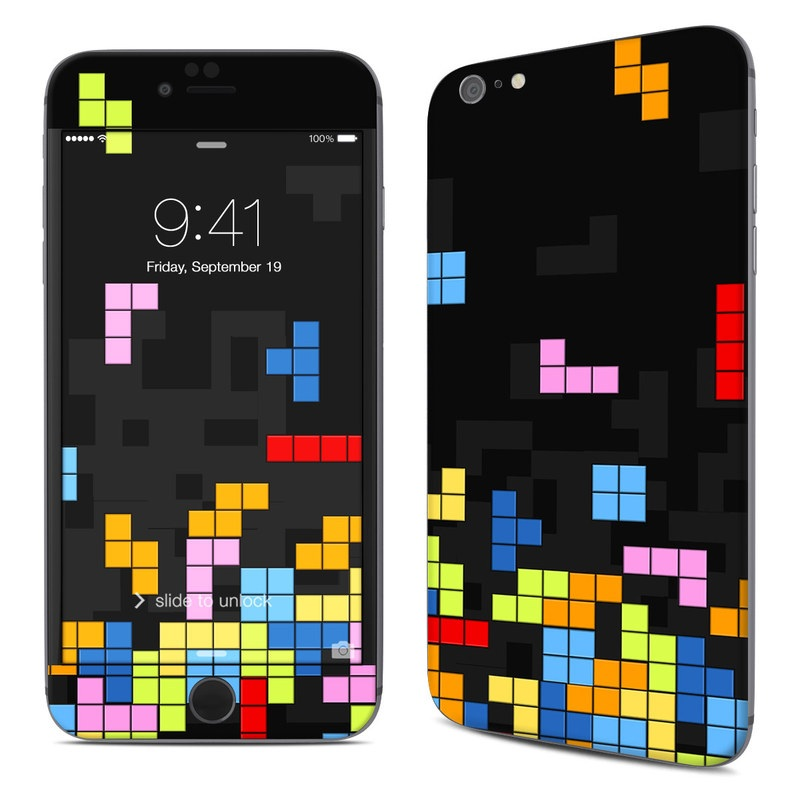 Tetrads iPhone 6s Plus Skin