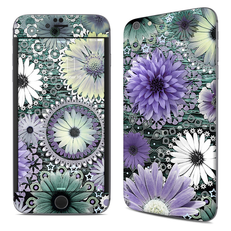 Tidal Bloom iPhone 6s Plus Skin